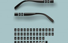 Moda Prada Private – Óculos com Hastes Removíveis