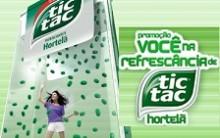 Promoção Tic Tac Caixa de Vento