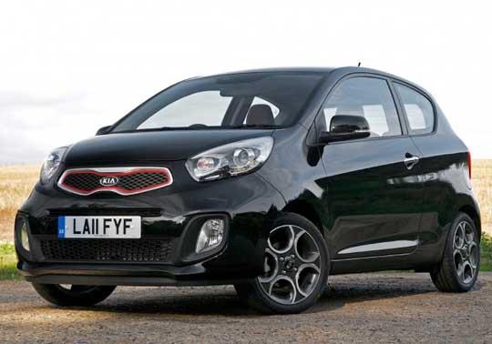 Lançamento Kia Motors – Novo Kia Picanto 2012