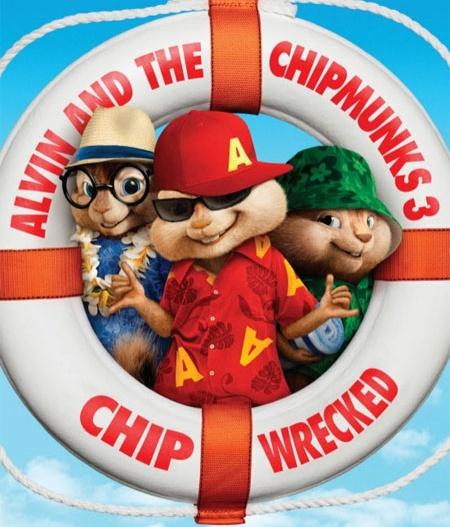 Alvin e Os Esquilos 3 O Filme – Sinopse, Trailer, Pôster