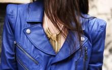 Moda Azul Klein Tendências Para 2012 – Fotos