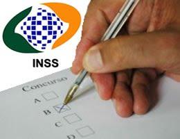 Concurso INSS 2012- Vagas e Inscrições