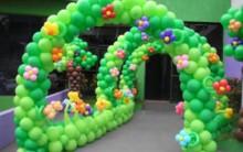 Como Montar Guirlanda com Balões Passo a Passo – Vídeo
