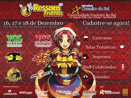 Anime Ressaca Friends 2011 – Ingressos, Evento, Atrações