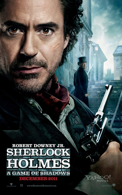 Sherlock Holmes O Filme – Trailer, Sinopse, Pôster