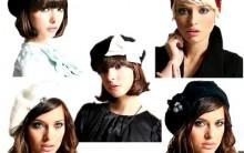 Boinas Femininas para o Verão 2012- Tendências, Cores, Modelos