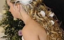 Penteados 2012 – Penteados Para Cabelos em Casamentos e Festas