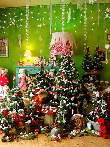 Enfeites Para árvores de Natal- Dicas de Acessórios