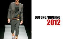 Moda e Cores para o Inverno 2012- Modelos, Tendências