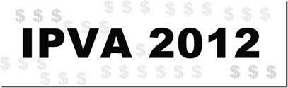 Licenciamento e Ipva 2012- Consulta,Tabela, Pagamento