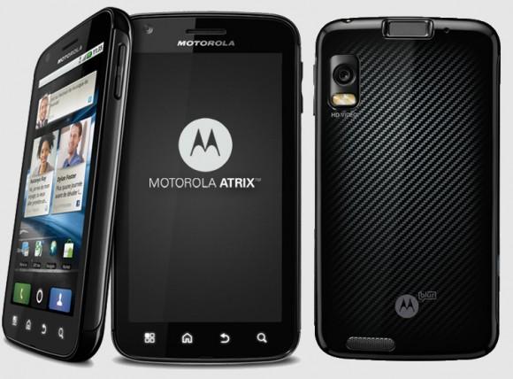 Novo Smartphone Atrix da Motorola – Características, Preço e Fotos