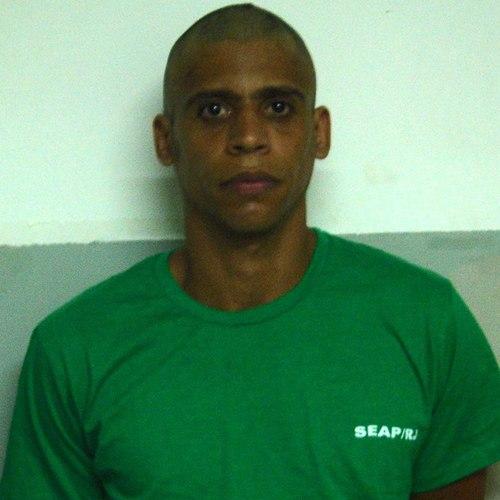 Prisão do Traficante Nem da Favela da Rocinha no Rio de Janeiro