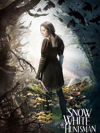 Branca de Neve e o Caçador O Filme – Trailer, Sinopse, Pôster e Data de Estréia