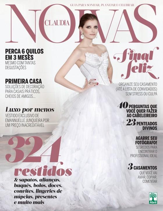 Revista Claudia Noivas – Site