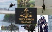 Concurso Marinha 2012/2013- Inscrições, Data da Prova