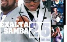 Grupo Exaltasamba – Agenda de Shows, Site Oficial