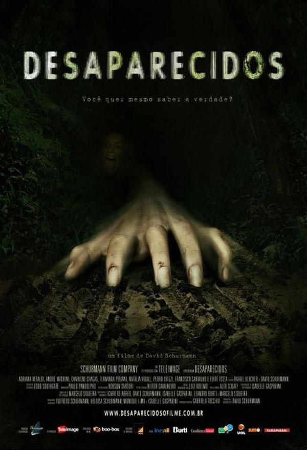 Desaparecidos O Filme – Trailer, Pôster e Sinopse