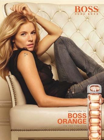 Perfume Hugo Boss Orange  Feminino – Comercial