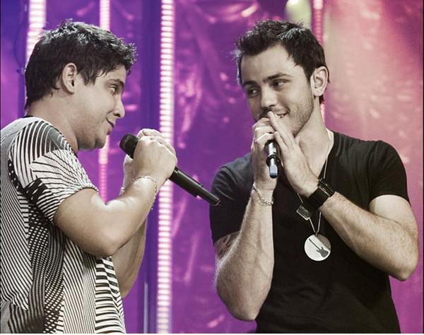 Agenda de Shows Jorge e Mateus 2012 – Site