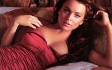 Lindsay Lohan no Play Boy – Fotos