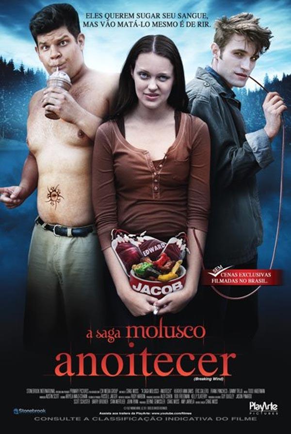 SAGA MOLUSCO – ANOITECER O Filme – Trailer, Sinopse, Pôster