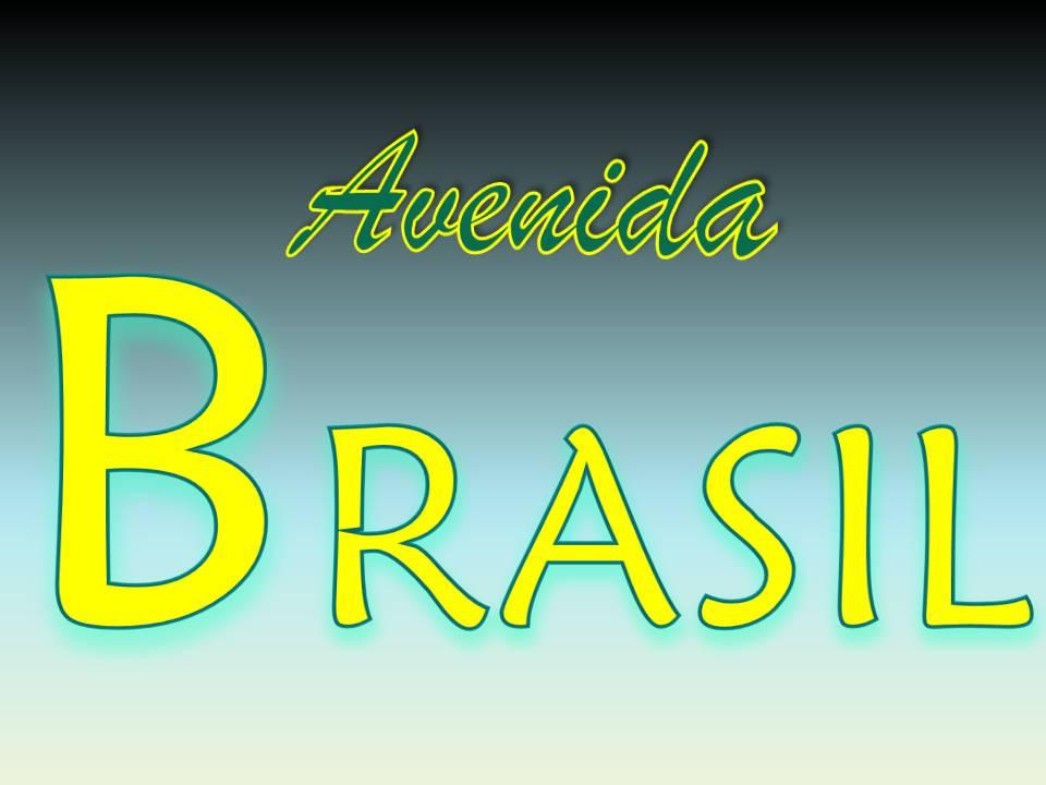 Nova Novela Avenida Brasil da Globo em 2012 – Elenco