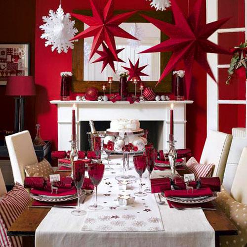 Decoração De Mesa Para Ceia de Natal – Dicas