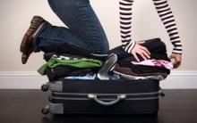 Dicas para Organizar Uma Mala de Viajem