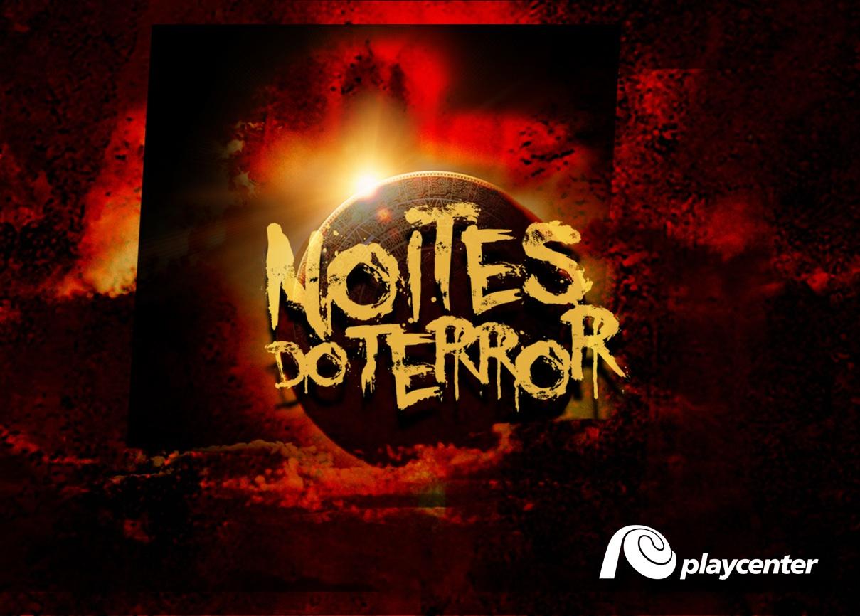 Playcenter Noite do Terror 2012 – Ingresso