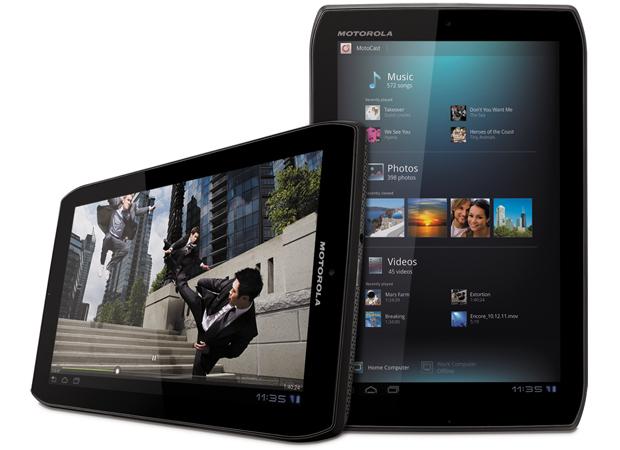 Novo Tablet Motorola Xoom 2 – Fotos, Preço