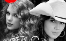 Dueto Entre Paula Fernandes e Taylor Swift em 2012 – fotos