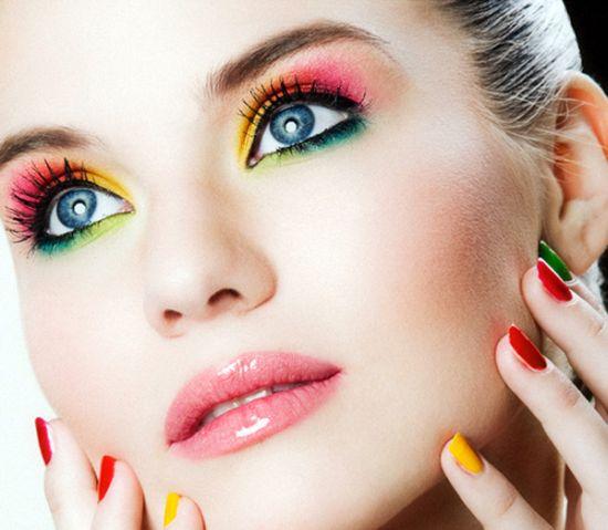 Tendências em Maquiagens para o Verão – Dicas