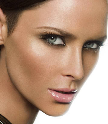 Maquiagem Com Efeito Bronzeado – Como Criar
