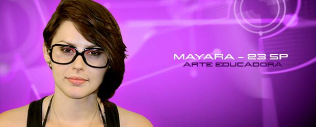 Mayara BBB 12 – Fotos e Vídeos, Orkut, FaceBook e Twitter de Mayara do BBB 2012