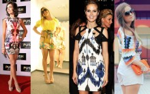 Novo Hit do Verão  Estampas Tribais 2012 – Modelos