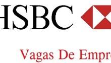 Vagas de Emprego no Banco HSBC 2012 – Cadastrar Currículo Online