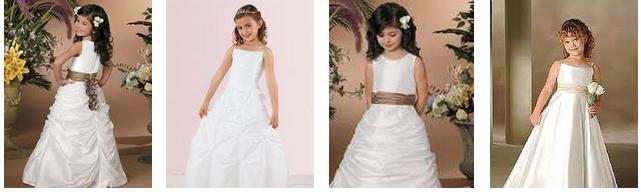 Modelos de Vestidos para Damas de Honra 2012 – Fotos