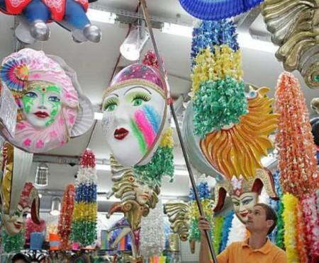 Decoração de Carnaval Para Lojas – Como Decorar e Fotos