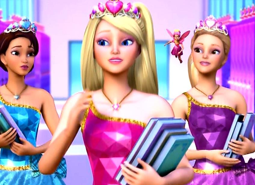 Materiais Escolares da Barbie 2012 – Modelos, Onde Comprar