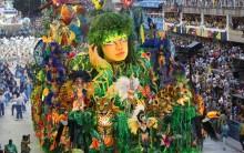 Ordem das Escolas de Samba do Rio 2012 – Lista