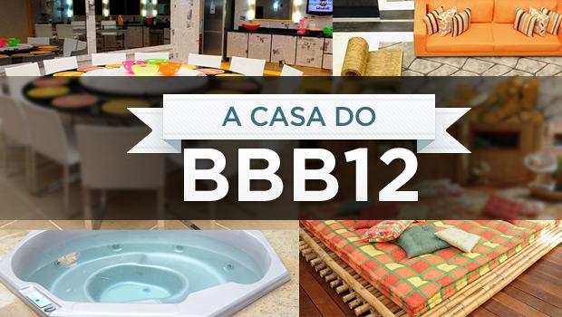 Nova Casa do BBB12 – Fotos