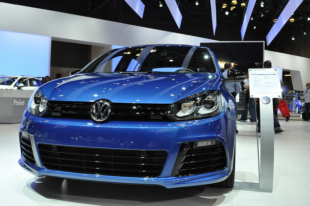 Lançamento Novo Carro Golf 2012 – Fotos, Preço e Vídeo