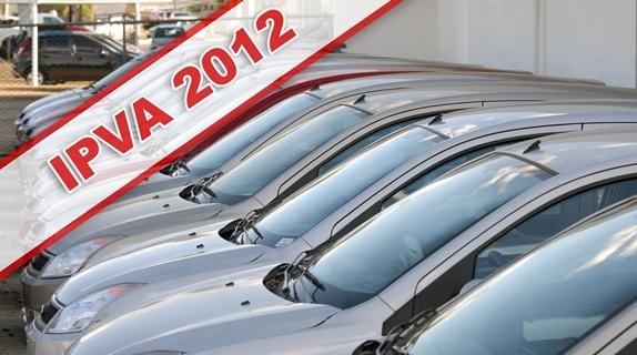 IPVA 2012 – Como Parcelar o IPVA 2012