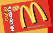 Cartão de Vantagens Mc Donalds – Como Solicitar