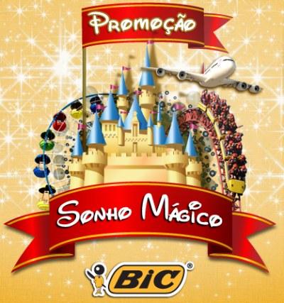 Promoção BIC Sonho Mágico 2012 – Como Participar, Prêmios