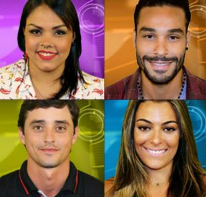 4 Novos Participantes Do BBB12 – Fotos