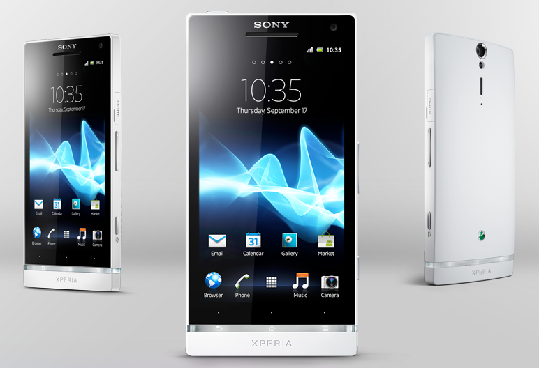 Novo Smartphone da Sony Xperia S – Fotos, Preço, Vídeo