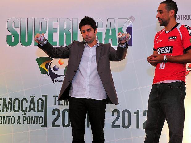Vôlei Superliga Masculina 2012 – Assistir Ao Vivo
