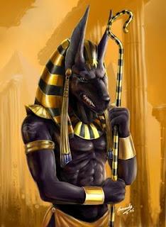 Horóscopo Egípcio 2012 – Previsões para o Signo de Capricórnio deus Anúbis