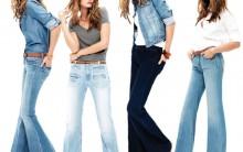 Tendências Jeans para 2012 – Modelos